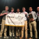 Quiz Bowl State Champs 2020